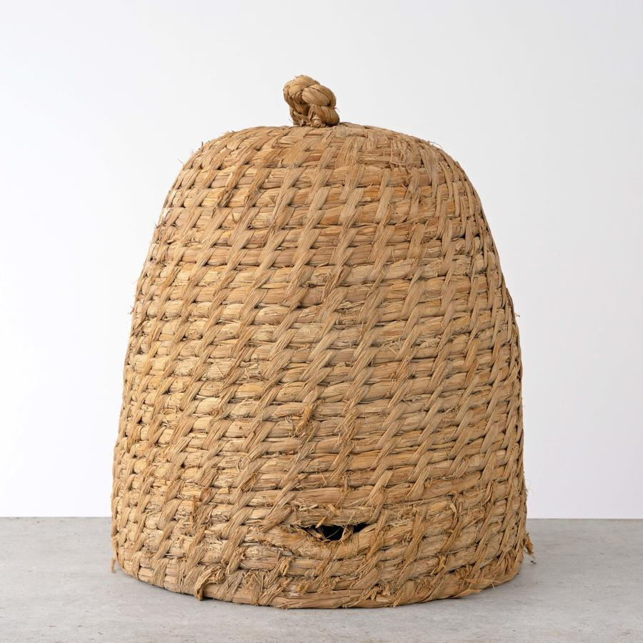 DUTCH SKEP BEEHIVE
