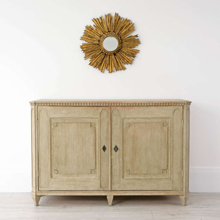 SWEDISH GUSTAVIAN SIDEBOARD