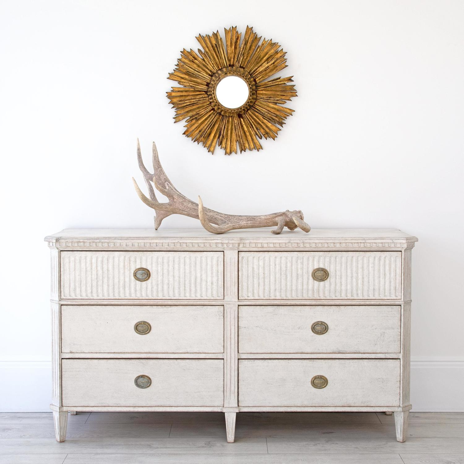 GUSTAVIAN STYLE DOUBLE CHEST