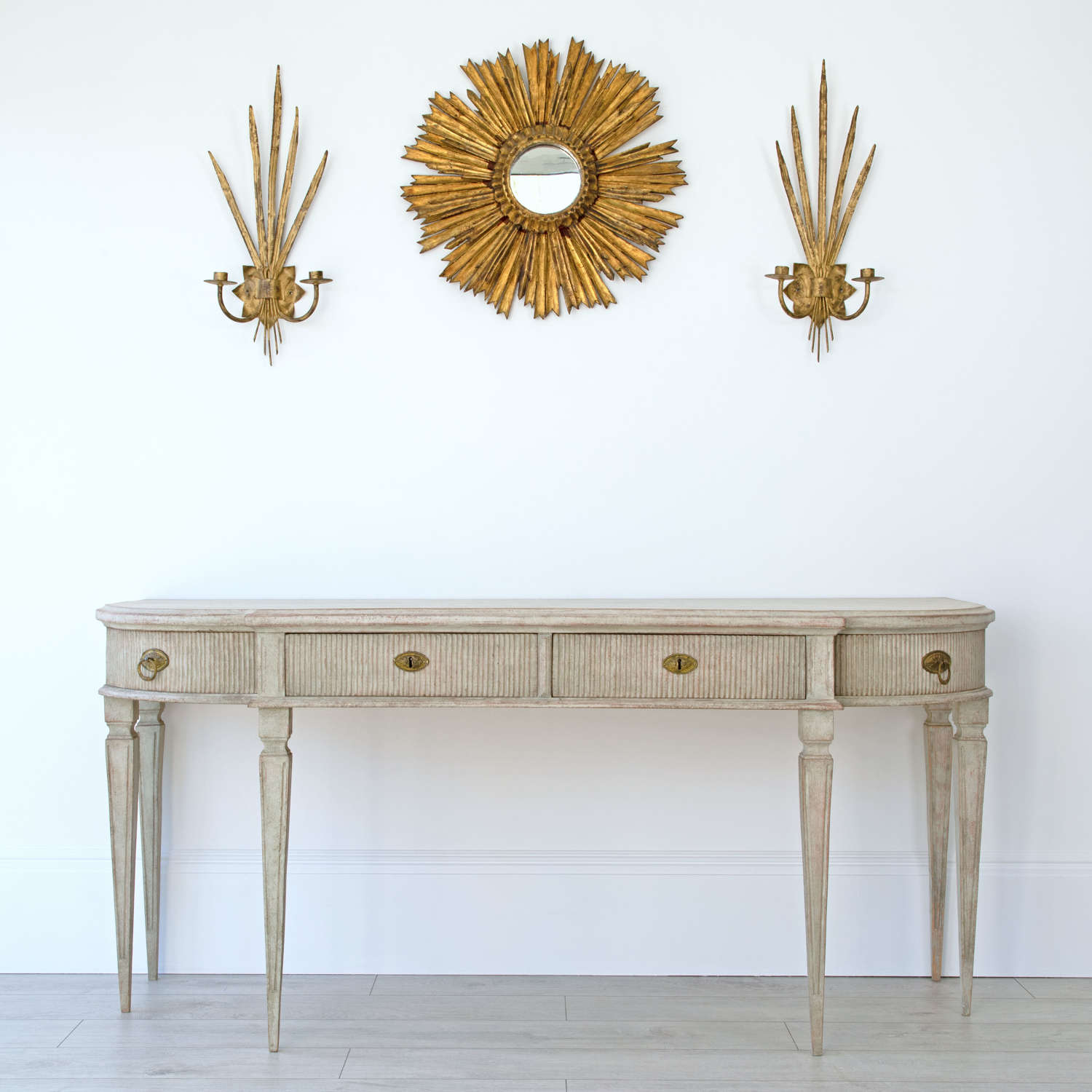 SWEDISH GUSTAVIAN TABLE