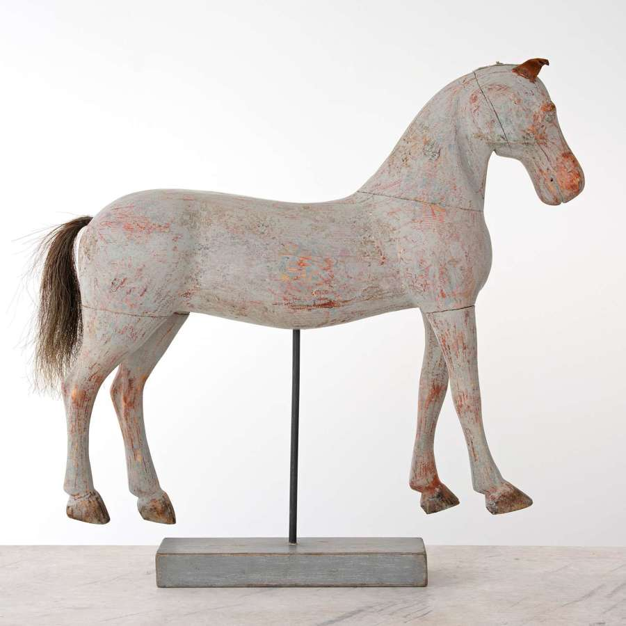 ANTIQUE SWEDISH HORSE