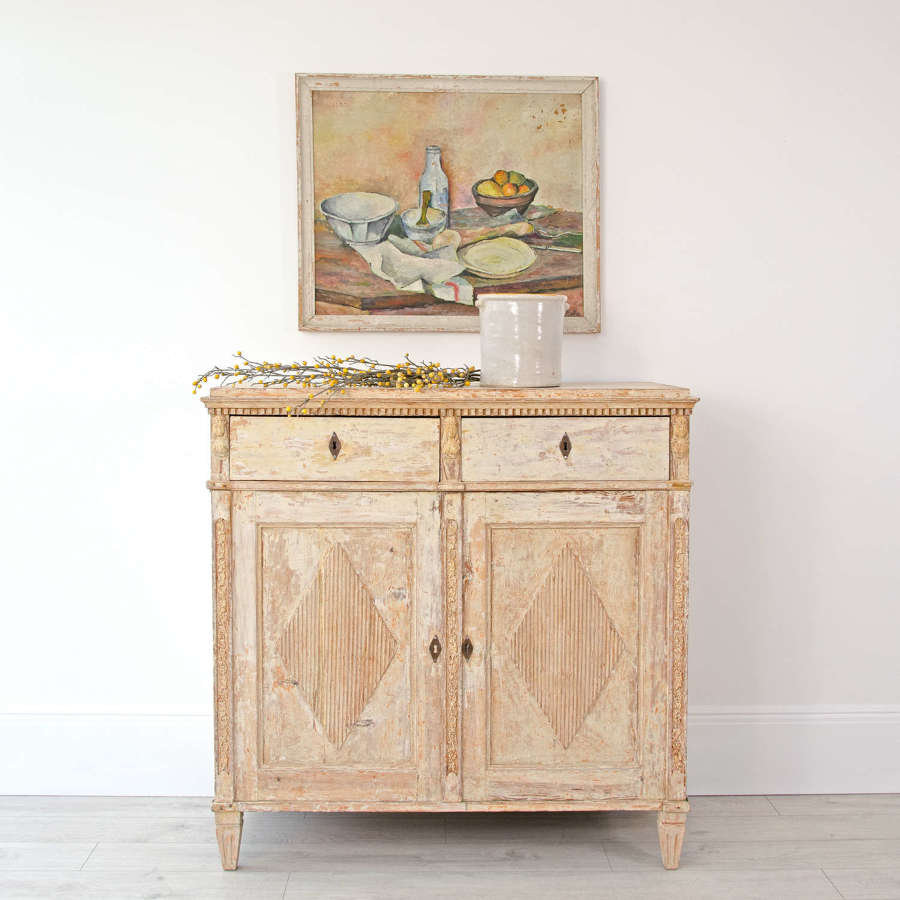 SWEDISH NEOCLASSICAL BUFFET